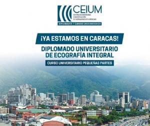 Centro de Enseñanza <br>e Investigación <br>de Ultrasonido <br>en Medicina (CEIUM) -Ahora en la gran caracas -  Diplomado Universitario de Ecografía Integral.